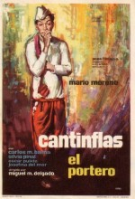 El Portero(ı) (1950) afişi