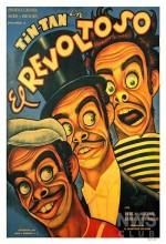 El Revoltoso (1951) afişi