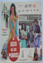 El Sexo De Los Pobres (1983) afişi
