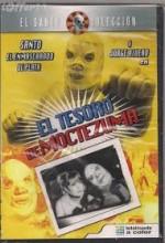 El Tesoro De Moctezuma (1968) afişi