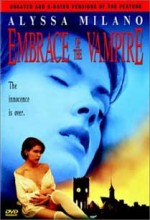 Embrace Of The Vampire (1995) afişi