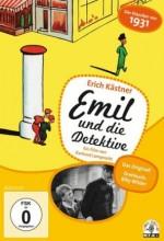 Emil Und Die Detektive (ı) (1931) afişi
