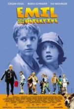Emil Und Die Detektive (2001) afişi