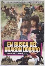 En Busca Del Dragón Dorado (1983) afişi