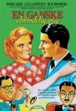 En Ganske Almindelig Pige (1940) afişi