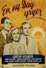 En Ny Dag Gryer (1945) afişi