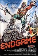 Endgame-bronx Lotta Finale (1983) afişi