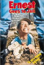 Ernest Goes To Jail (1990) afişi