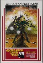 Escape From Death Row (1973) afişi