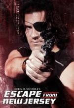 Escape From New Jersey (2010) afişi