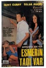 Esmerin Tadı Sarışının Adı (1969) afişi