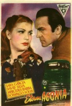 Eterna Agonía (1949) afişi
