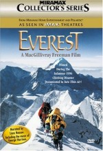 Everest (1998) afişi