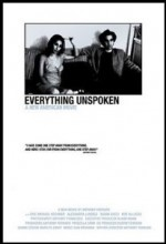 Everything Unspoken (2004) afişi