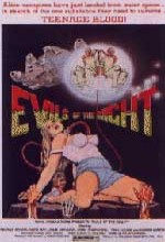 Evils Of The Night (1985) afişi