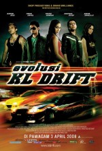 Evolusi Kl Drift (2008) afişi