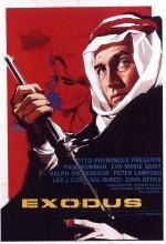 Exodus (1960) afişi