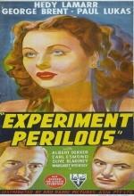 Experiment Perilous (1944) afişi