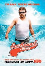 Eastbound & Down Season 3 (2012) afişi