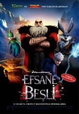 Efsane Beşli (2012) afişi