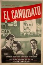 El candidato (1959) afişi