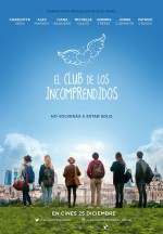 El club de los incomprendidos (2014) afişi