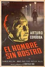 El hombre sin rostro (1950) afişi
