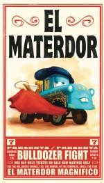 El Materdor (2008) afişi