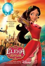Elena of Avalor (2016) afişi