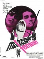 Erkek, Dişi (1966) afişi