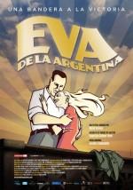 Eva de la argentina (2011) afişi