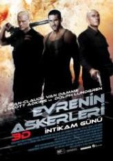 Evrenin Askerleri: İntikam Günü 3D (2012) afişi