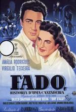 Fado, História D'uma Cantadeira (1948) afişi