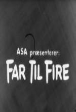 Far Til Fire (1953) afişi