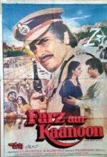 Farz Aur Kanoon (1982) afişi