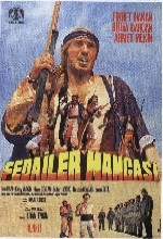 Fedailer Mangası (1971) afişi