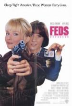 Federaller (1988) afişi