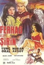 Ferhat İle Şirin (1966) afişi