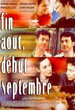 Fin Août, Début Septembre (1998) afişi