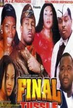Final Tussle (2008) afişi