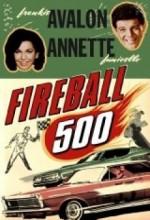 Fireball 500 (1966) afişi