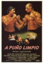 Fist Fighter (1989) afişi