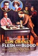 Flesh And Blood (ı) (1922) afişi