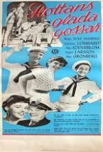 Flottans Glada Gossar (1954) afişi