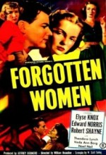 Forgotten Women (1949) afişi