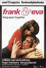 Frank En Eva (1973) afişi