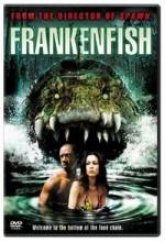 Frankenfish (2004) afişi