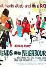 Friends And Neighbours (1959) afişi