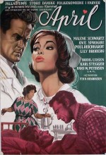 Frøken April (1963) afişi