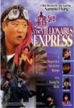 Millionaire's Express (1986) afişi